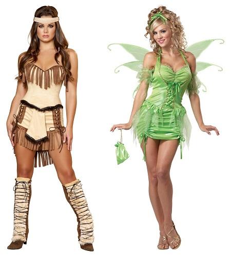 corset Halloween costume